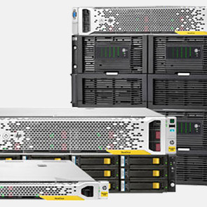 HP Simplified Storage Servers | Enterprise Application Storage