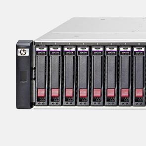HP Simplified Storage Servers | SMB Storage