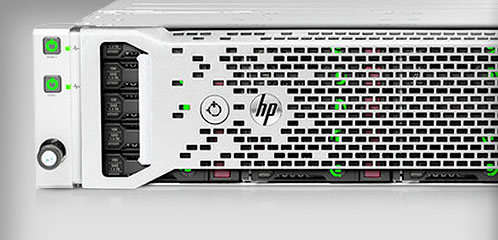 HP Hyper Converged Storage | Complete Virtual Infrastructure