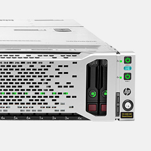 HP Simplified Storage Servers | Software-Defined Storage