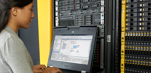 HP StoreOnce Recovery Manager Central | 3PAR Storage